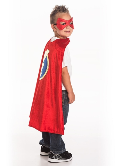 Picture of Red Hero Cape