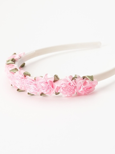 Picture of Flower Headband - Pink