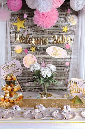 Picture for category Welcome Baby Pink